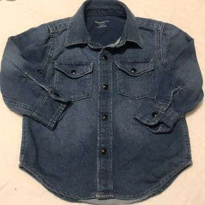 Gap Blue Jean shirt